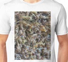 Nature-inspired dried moss_1 Unisex T-Shirt