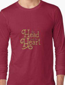 head and the heart  Long Sleeve T-Shirt