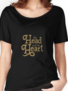 head and the heart  Women's Relaxed Fit T-Shirt