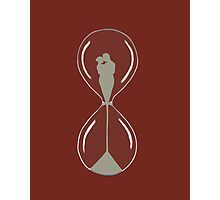 Hourglass Dancers Photographic Print