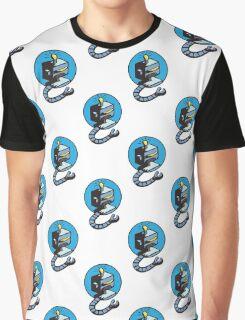 doodle robots Graphic T-Shirt