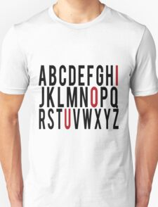I OWE YOU T-Shirt