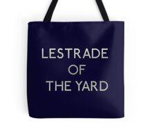 LESTRADE OF THE YARD  Tote Bag