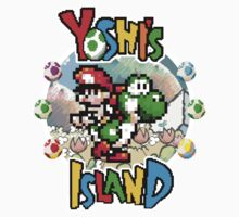 YOSHI'S ISLAND One Piece - Long Sleeve