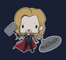 Thor Chibi - Another!  by KayaValentine
