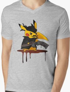 pokemon bloodborne Mens V-Neck T-Shirt
