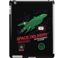 Space Delivery iPad Case/Skin