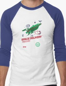 Space Delivery Men's Baseball ¾ T-Shirt