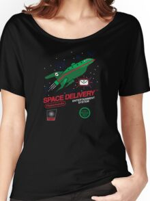 Space Delivery Women's Relaxed Fit T-Shirt