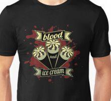 Blood & Ice Cream - Variant Unisex T-Shirt