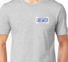 Cabeswater License Plate Unisex T-Shirt