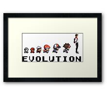 Pokemon Revolution - Pokemon Go Framed Print