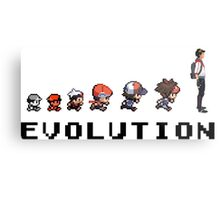 Pokemon Revolution - Pokemon Go Metal Print