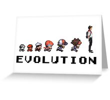 Pokemon Revolution - Pokemon Go Greeting Card