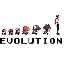 Pokemon Revolution - Pokemon Go Photographic Print