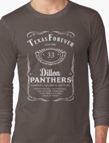 Texas Forever Whiskey Inspired Long Sleeve T-Shirt
