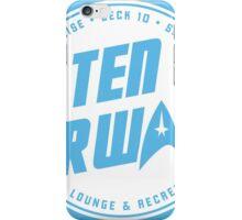 Ten Forward iPhone Case/Skin