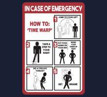 How To: Time Warp Kids Tee