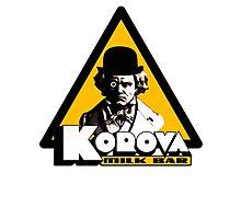 Korova Milk Bar. Photographic Print
