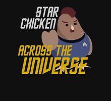 Star Chicken Across the Universe Unisex T-Shirt