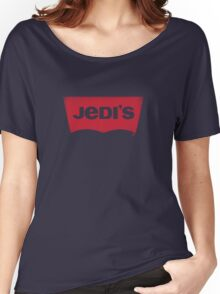 Jedi's Women's Relaxed Fit T-Shirt
