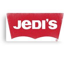 Jedi's Canvas Print