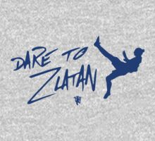 Dare to Zlatan in Manchester Away One Piece - Short Sleeve