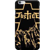 Justice - 1 iPhone Case/Skin