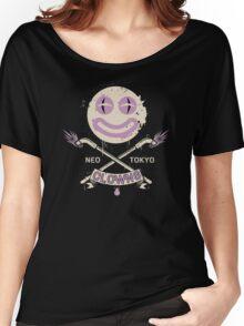 Neo Tokyo Clowns Women's Relaxed Fit T-Shirt