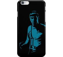Spock Shadow iPhone Case/Skin