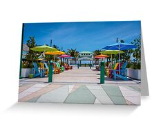 Lauderdale by the Sea entrance - Florida Greeting Card