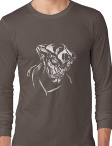 Javik - Mass Effect - White Long Sleeve T-Shirt
