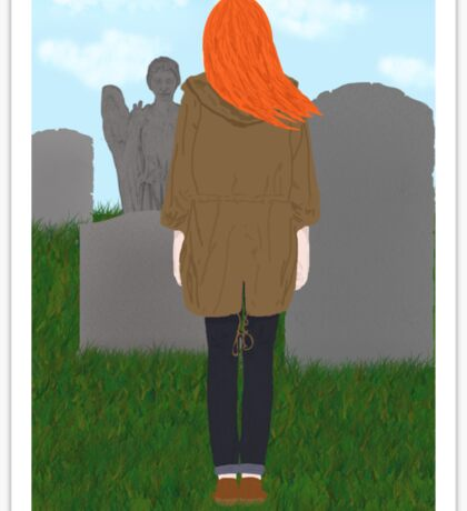 Raggedy Man, Goodbye! Sticker