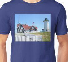 Nobska Lighthouse - Woods Hole - Massachusetts - USA Unisex T-Shirt