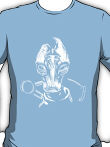 Mordin - Mass Effect - White T-Shirt