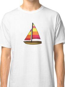 Lil Boat emoji Classic T-Shirt