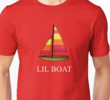 Lil Boat emoji Unisex T-Shirt
