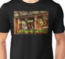 City - Boston MA - Villa Francesca Unisex T-Shirt