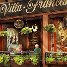 City - Boston MA - Villa Francesca by Mike  Savad