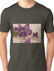 Campanellas And Lace - Digital Pastels Unisex T-Shirt