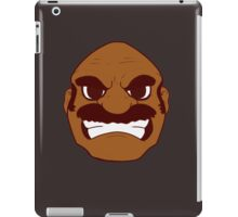 Bald Bull iPad Case/Skin