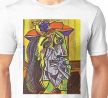 In the style of pablo picasso - 1 Unisex T-Shirt