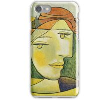 In the style of pablo picasso - 2 iPhone Case/Skin