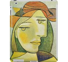 In the style of pablo picasso - 2 iPad Case/Skin