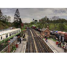 Goathland Railway Station Photographic Print
