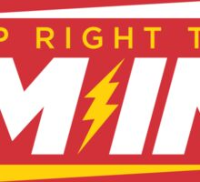 The Flash - I'm In! Sticker