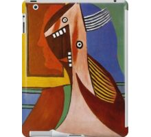 In the style of pablo picasso - 3 iPad Case/Skin