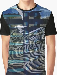Reflecting on a Summer Day Graphic T-Shirt