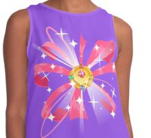 Pretty Ribbon Transformation Contrast Tank