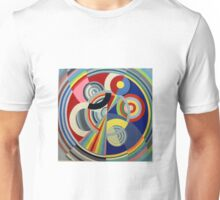 In the style of Robert Delaunay - 1 Unisex T-Shirt